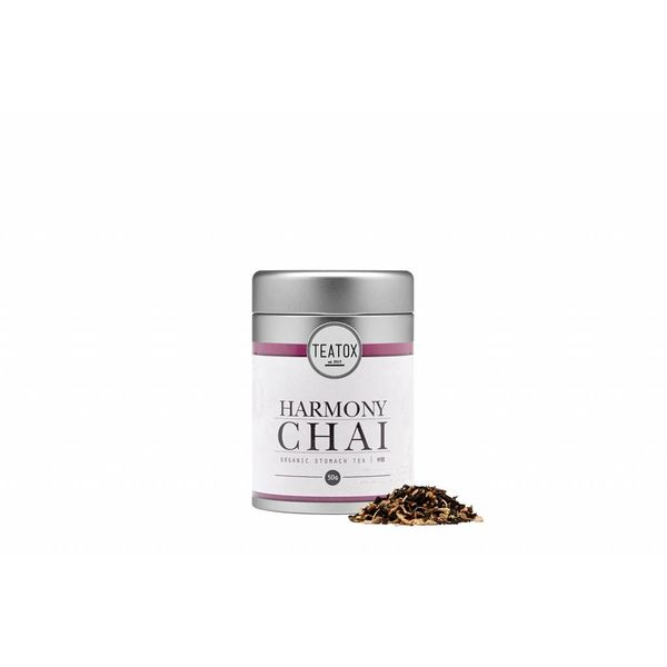 Harmony Chai Bio Black Tea Spices
