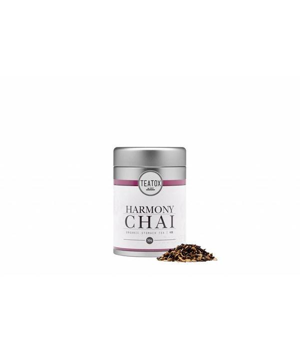 Teatox Harmony Chai Bio Black Tea Spices 50g