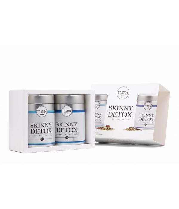 Teatox Skinny Detox Bio 14 Day Plan 2x