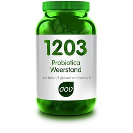AOV Probiotica weerstand