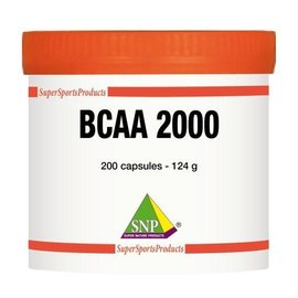 SNP BCAA 2000 puur