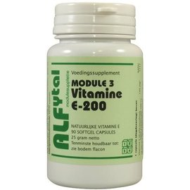 Alfytal Vitamine E 200