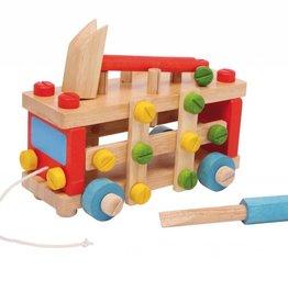 Small Foot Constructie auto