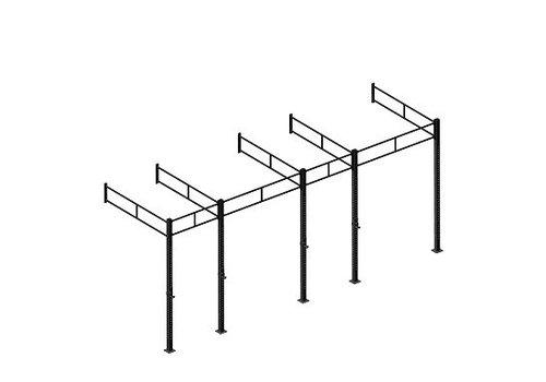 Wall mount rig 580