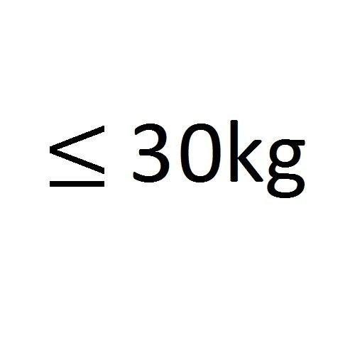 tot 30kg