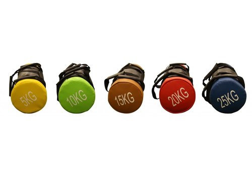 Powerbag set 5-25kg