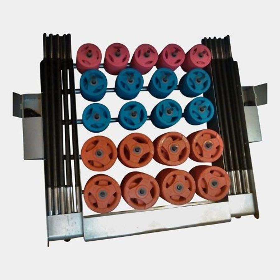 How to pump racks 41