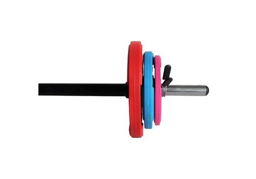 Body Pump set rubber 20kg