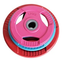 Body Pump set rubber 20kg