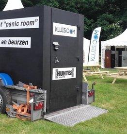 """KLUIS.COM Mobiele wapenkluis """"BUNKER"""""""
