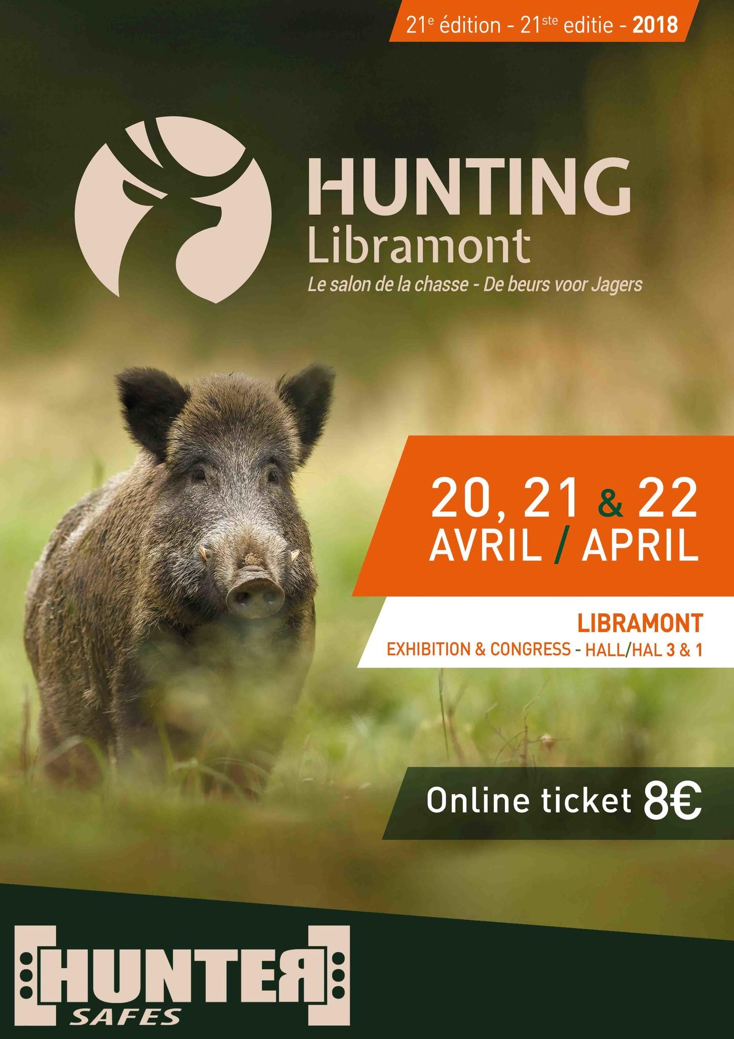 Hunting Libramont Hunter Safes