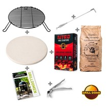 Grill Dome Family Zwart