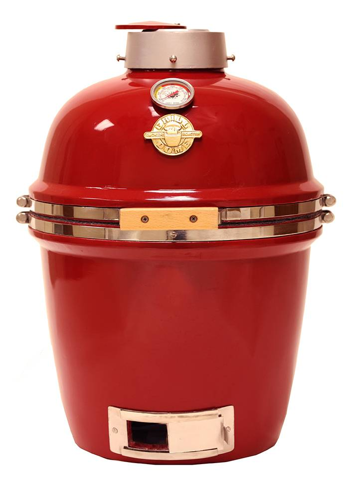 Grill Dome Benjamin Rood