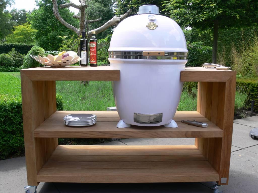 Houten meubel voor Grill Dome Family