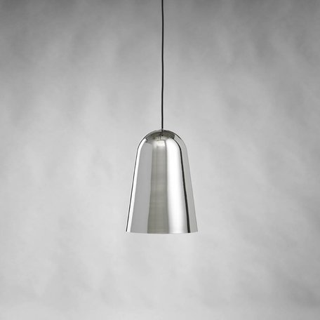 T-House Lamp silver