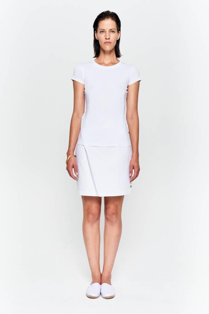 Basic T-Shirt in organic cotton black