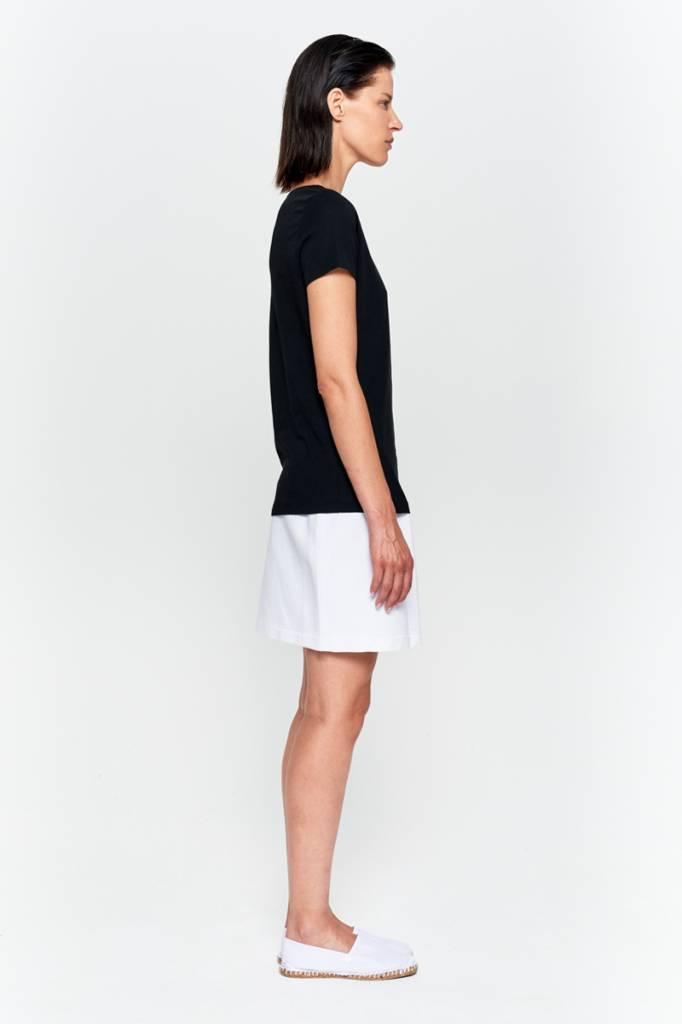 Basic T-Shirt V-Ausschnitt
