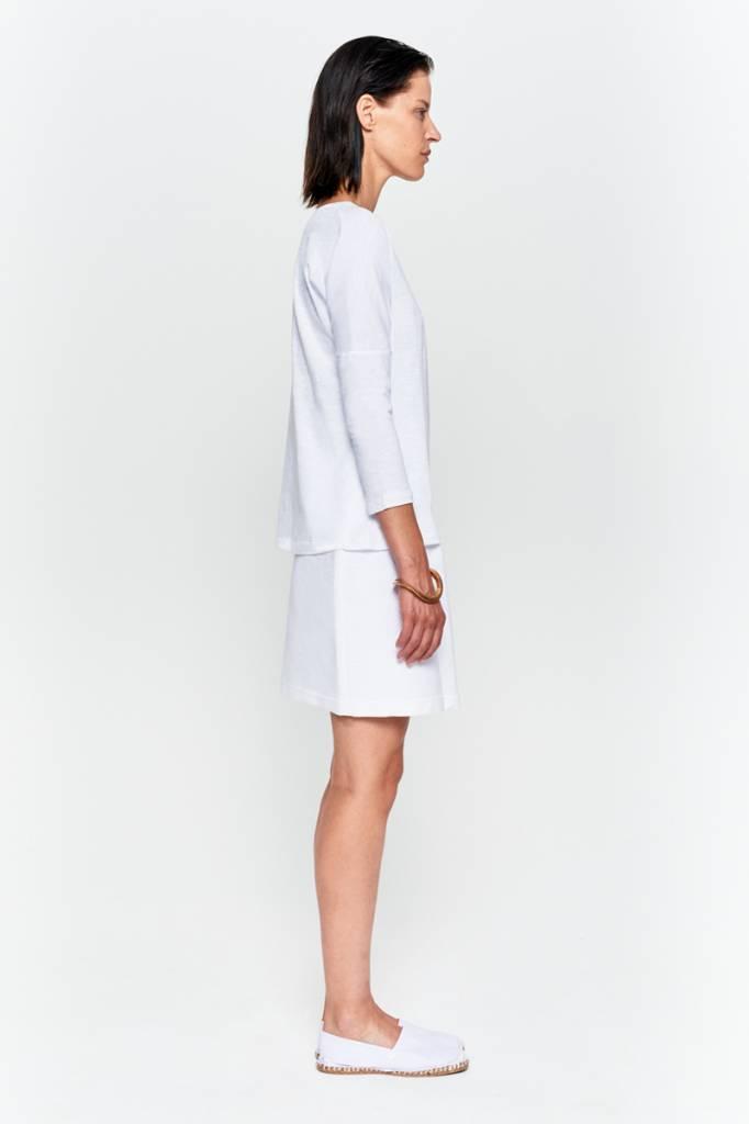 Basic Long Shirt 3/4 Arm