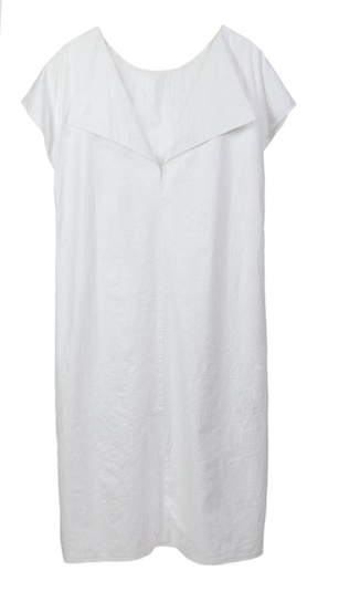 Tyvek® Dress with Back Detail