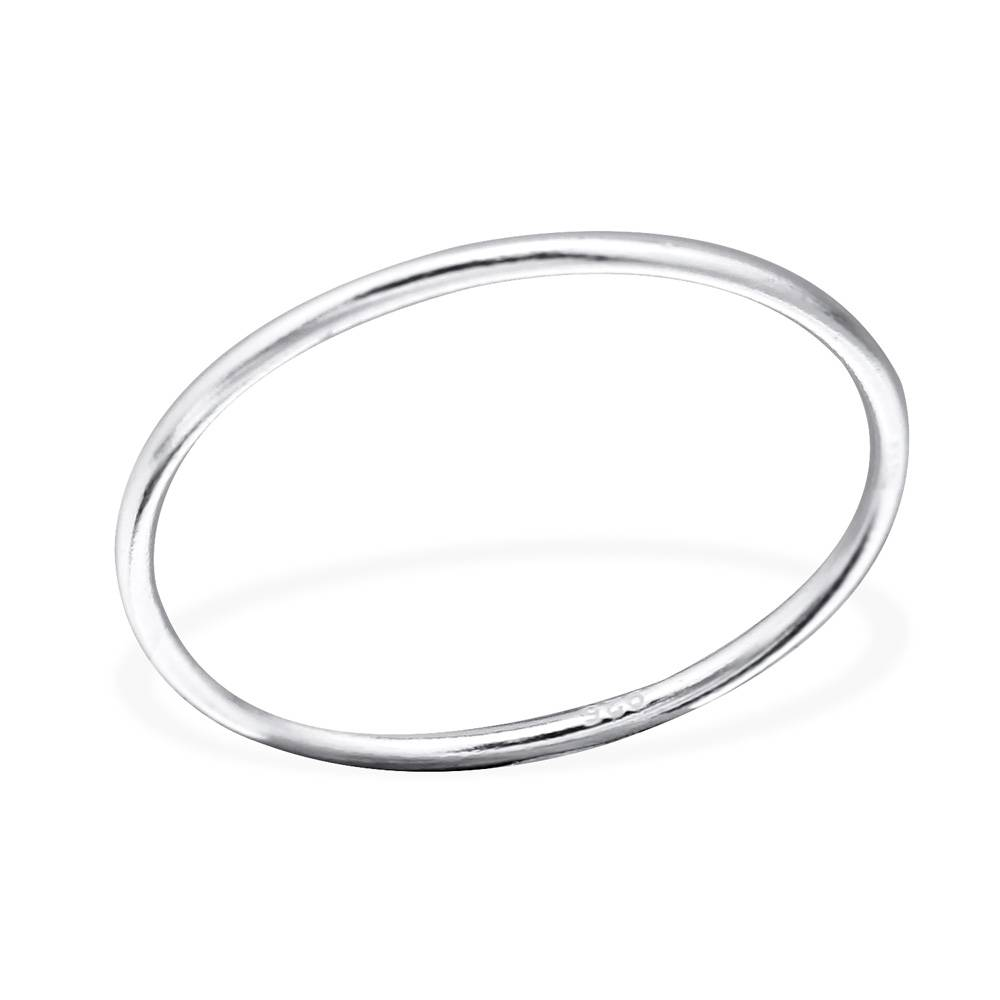Zarter Ring aus 925er Sterling Silber
