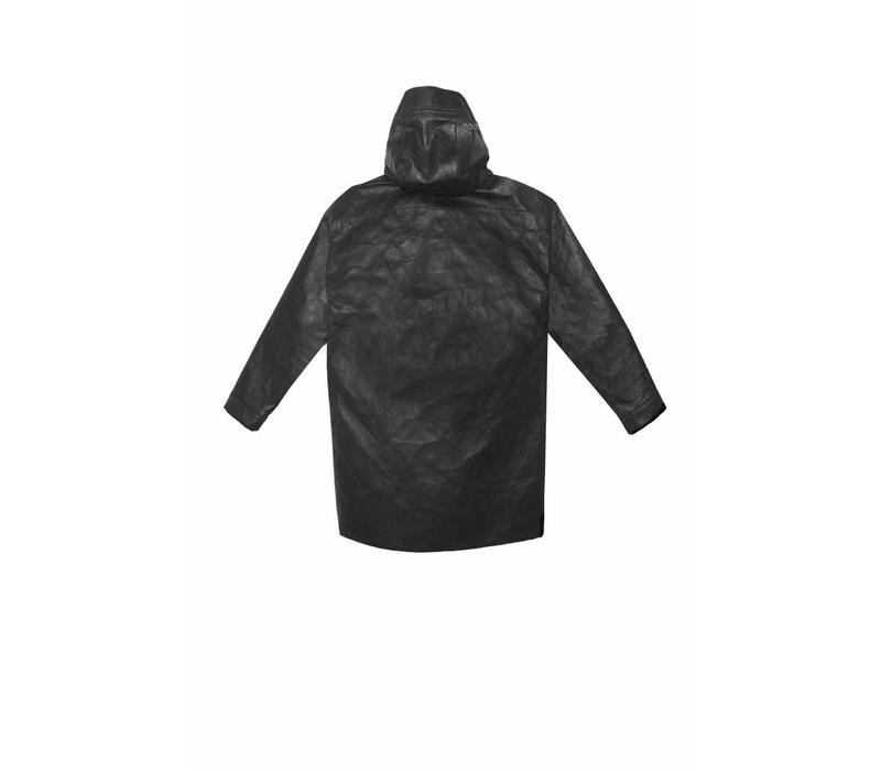 Outdoor Regen Parka aus recycelbarer Funktionsmembran