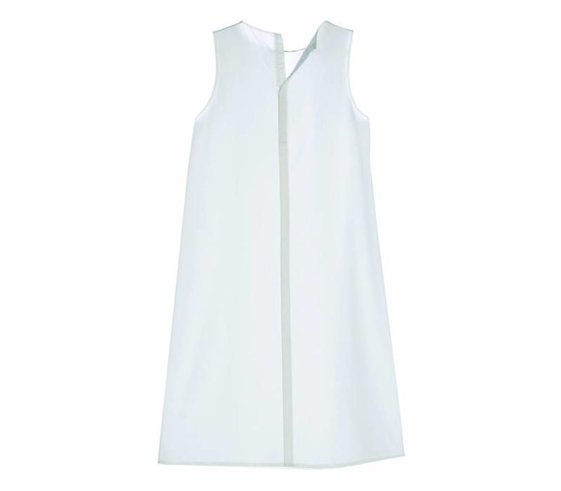 A-Linien Kleid aus Bio-Baumwoll-Popeline