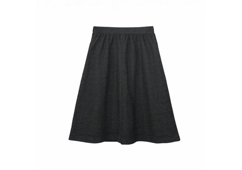 Skirt made from organic cotton fleece - Copy - Copy