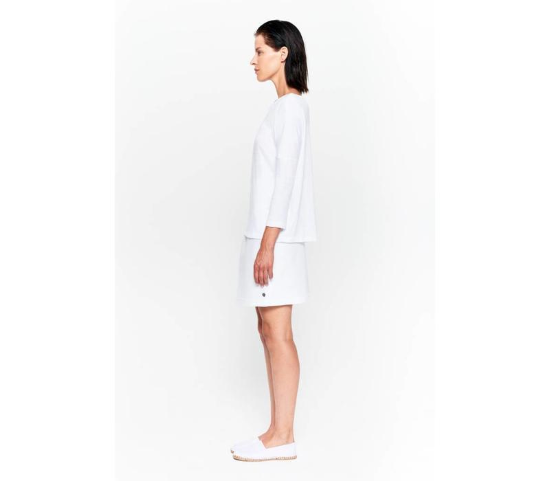 Basic Shirt 3/4 Armaus Bio-Baumwolle - Nude