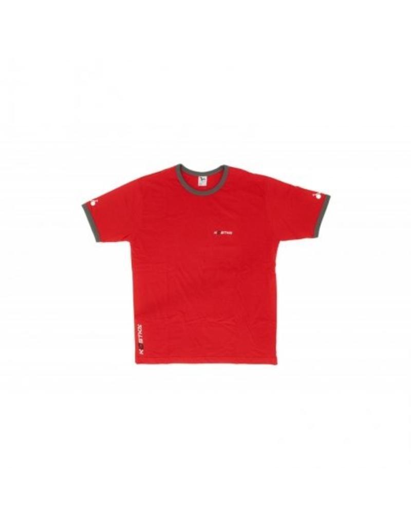 Kostka T-shirt rood