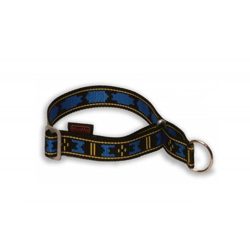 Halsband ManMat STANDARD semi gestikt