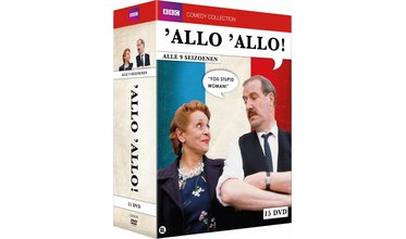 'Allo' Allo! dvd-box