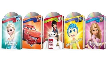 5 Disney leesboeken + film