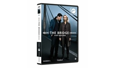 The Bridge 4 - dvd