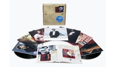 Bruce Springsteen - 10 LP vinyl-box