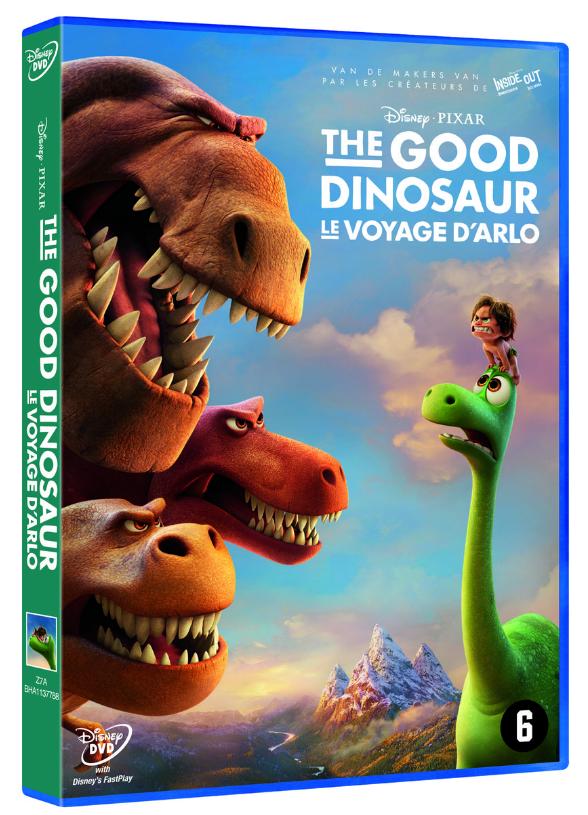 dvd The Good Dinosaur