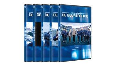 Buurtpolitie dvd-pakket 1