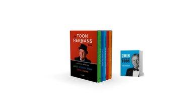 Toon Hermans box + gratis scheurkalender