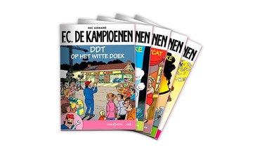 F.C. De Kampioenen-stripcollectie