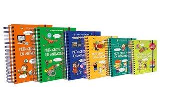 Superpakket 6 grote vraag- en antwoordboeken