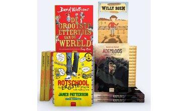 Jeugdboeken 9-12 jaar