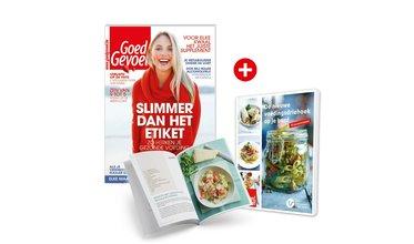 GG + kookpocket 'De nieuwe voedingsdriehoek op je bord'