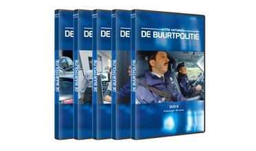 Buurtpolitie dvd-pakket 2