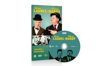 DE ULTIEME LAUREL & HARDY COLLECTIE