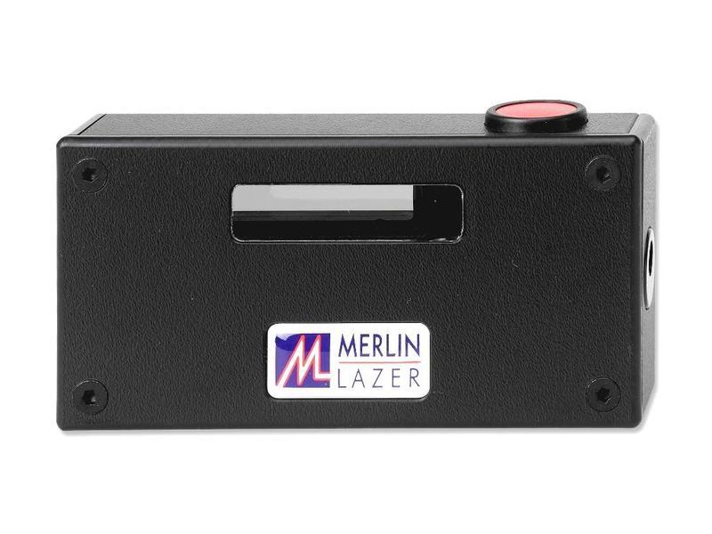 Merlin hardglas detector