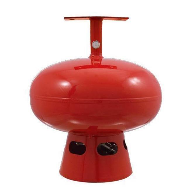 Automatische plafond poederbrandblusser 3kg (ABC)