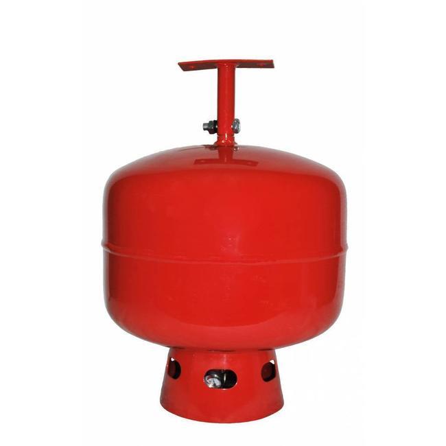 Brandbeveiligingshop Automatische plafond poederbrandblusser 12kg (ABC)