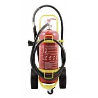 Brandbeveiligingshop Bluswagen schuim 50l (AB) permanente druk