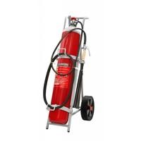 Bluswagen CO2 45kg (B) permanente druk
