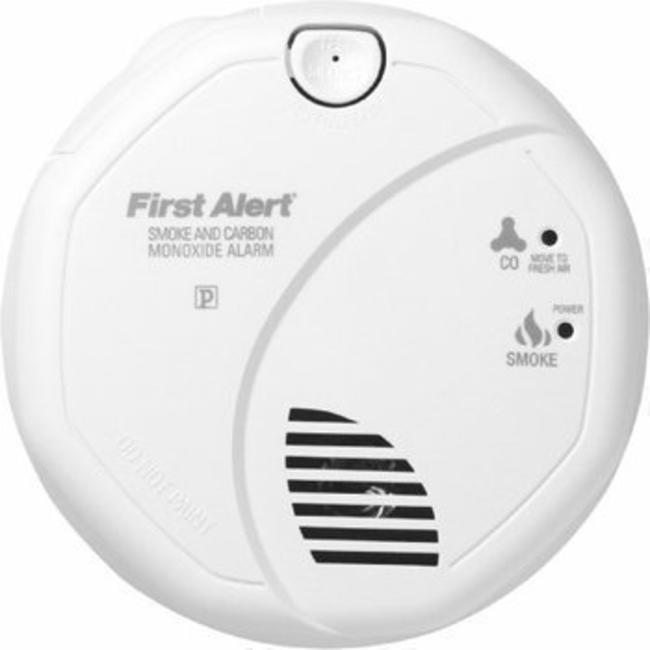 First Alert First Alert combo rook- en CO-melder - GRATIS magnetische montageset!