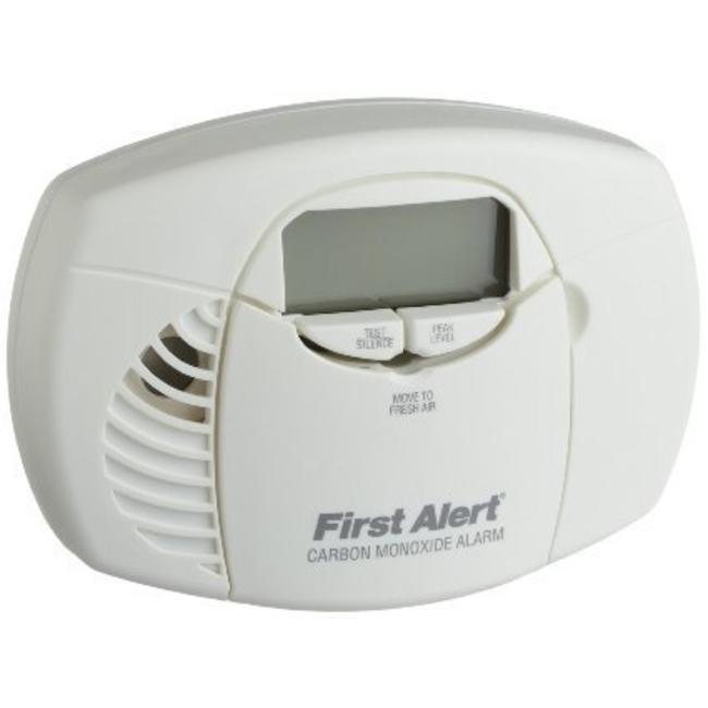 First Alert First Alert CO-melder met digitaal scherm